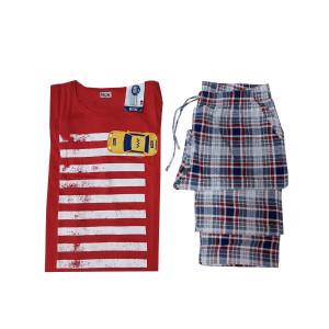 Pijama barbati Vienetta Secret's P01