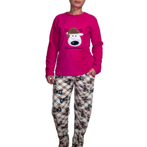 Pijama dama falcon polar 002