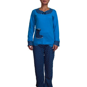 Pijama dama confort 005