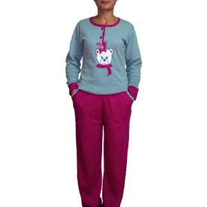 Pijama dama confort 007