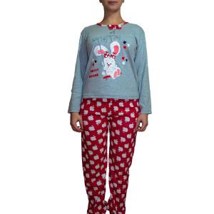 Pijama dama confort 008