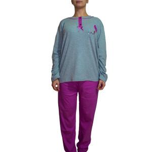 Pijama dama confort 012