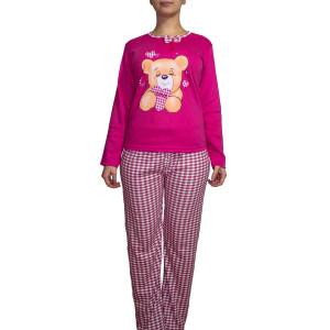 Pijama dama confort 013