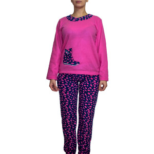 Pijama dama polar 002