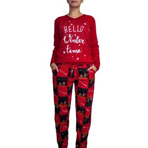 Pijama dama mirano premium 007