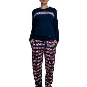 Pijama dama mirano premium 011