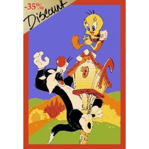 REDUCERE 35% Covor pentru copii Disney D034