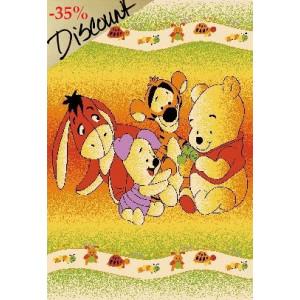 REDUCERE 35% Covor pentru copii Disney D056