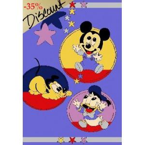 REDUCERE 35% Covor pentru copii Disney D084